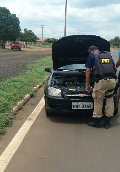 Homem é preso no Piauí com documento roubado do Detran de São Paulo