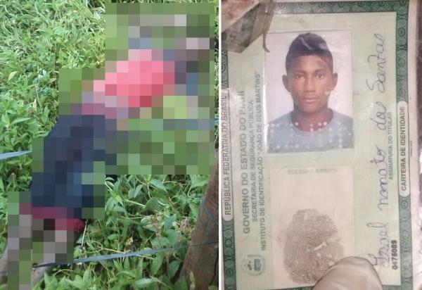 Ladrão é morto a golpe de faca após tentar roubar residência no bairro Montevideo, em Angical