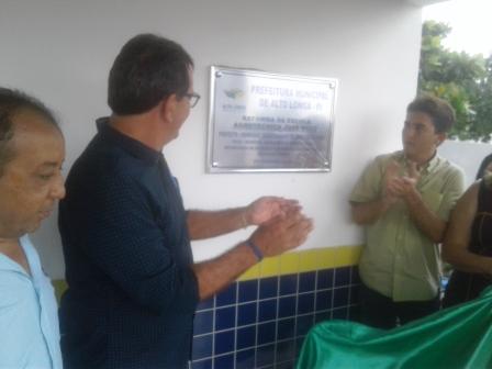 Prefeitura inicia série inaugurações de reformas em escolas do Município