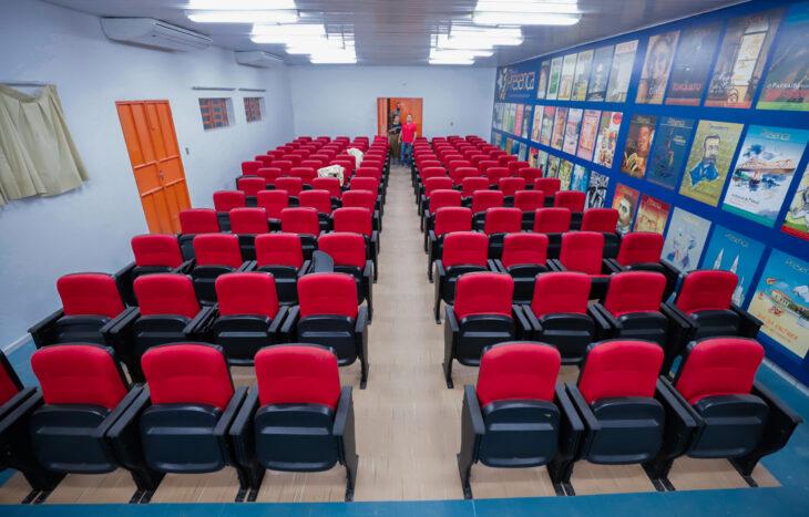 Novo centro cultural é inaugurado nesta segunda-feira em Teresina
