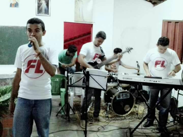 Banda católica 'forró da louvação', de Demerval Lobão para todo o Piauí