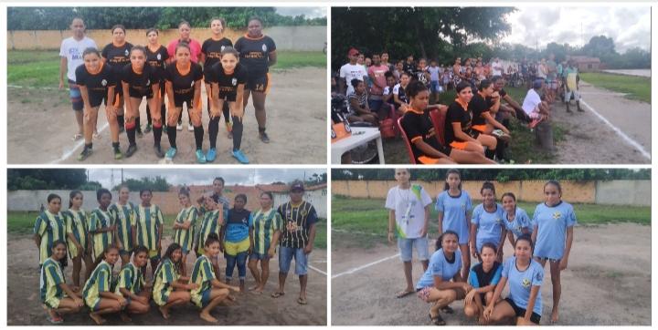 Semifinais do Campeonato Municipal feminino acontecem nesse sábado (07)