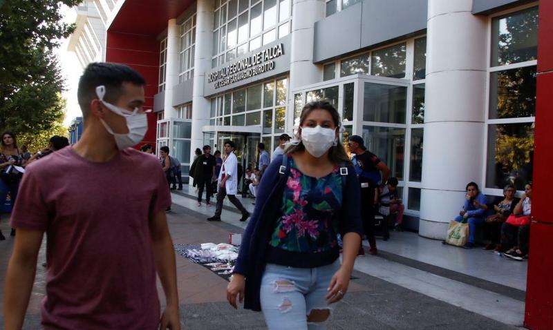 Primeiro caso de coronavírus no Chile atinge médico