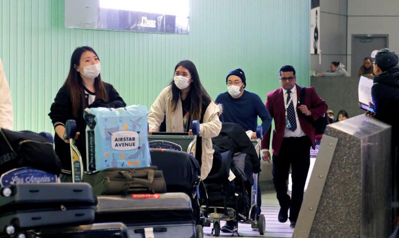 Coronavírus leva Los Angeles a decretar estado de emergência