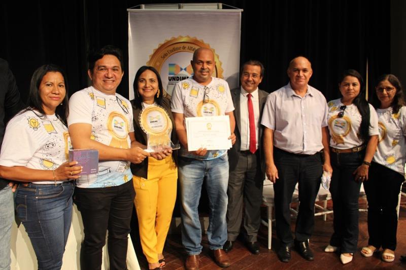Educação de Pau D'arco do Piauí recebe Selo de Qualidade da Undime