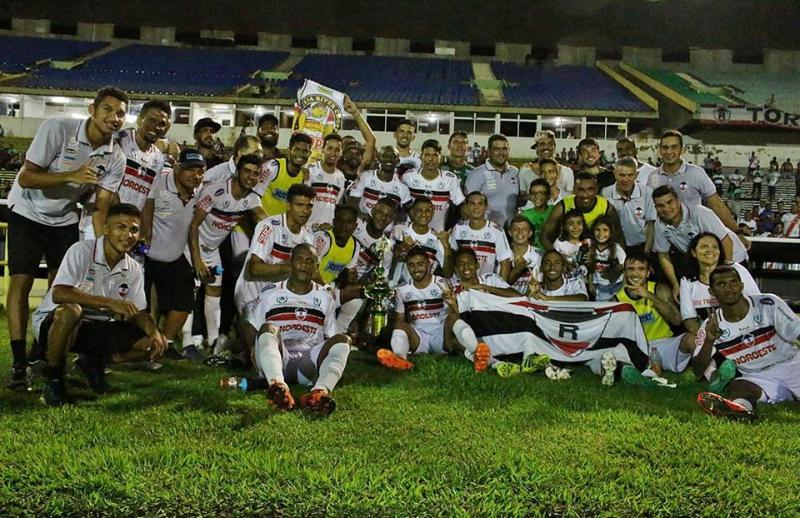 River vence clássico contra o Flamengo no Albertão