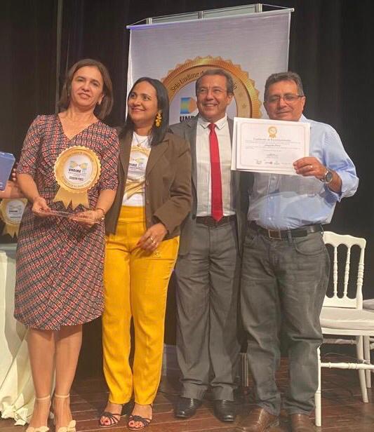 Educação de Joaquim Pires recebe o Selo Undime de Alfabetização
