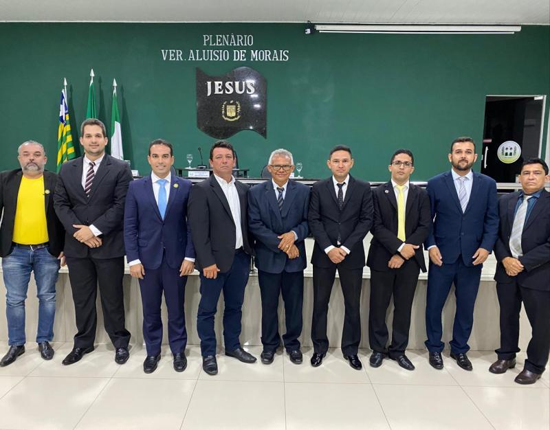 Câmara Municipal de Vereadores realiza a primeira sessão ordinária de 2020