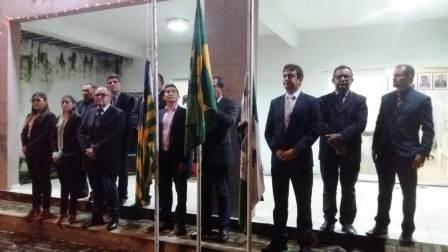 Câmara de Vereadores de Alto Longa iniia o ano legislativo