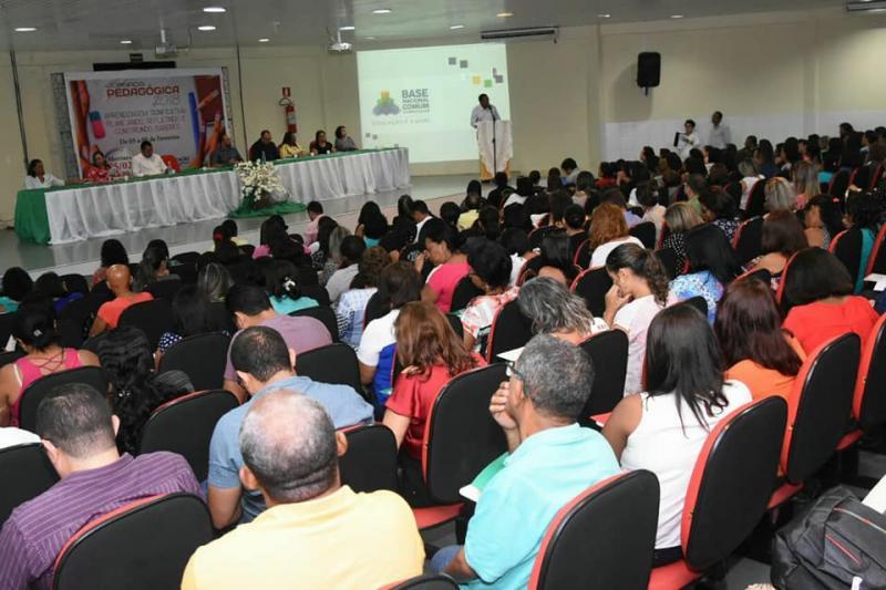 Secretaria de Educação realiza abertura da Jornada Pedagógica 2018