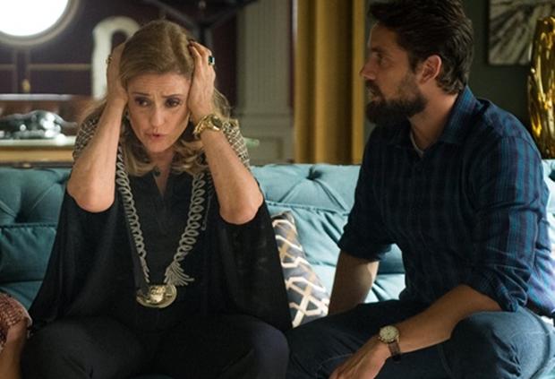 Renato é filho de Sophia e busca vingança em 'O Outro Lado do Paraíso'