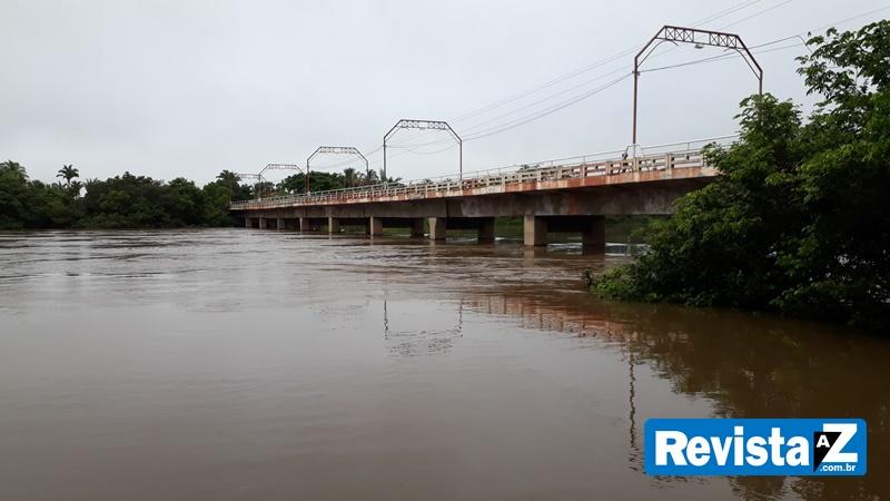 Nível do Rio Longá atinge cota de alerta e preocupa moradores