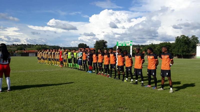Veja o resultado da final do Campeonato de Futebol de Campo em Santa Cruz