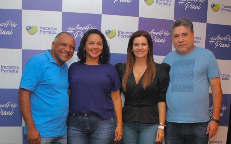 Maninha Ribeiro entra na disputa pela prefeitura de Curralinhos