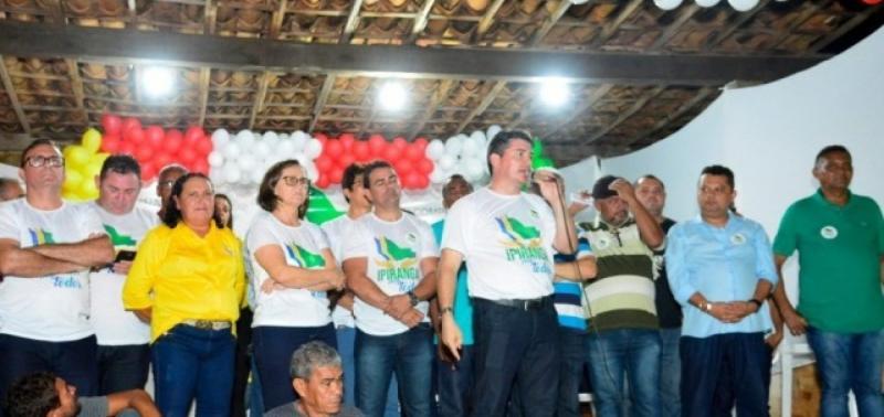 Oposição lança Elvis Ramos como pré-candidato a prefeito de Ipiranga do PI