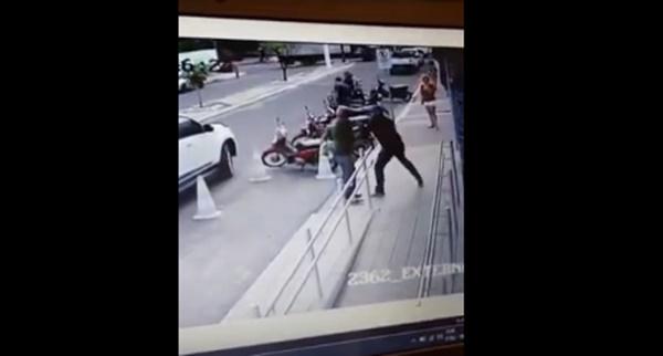 Funcionário de supermercado é baleado durante assalto no PI