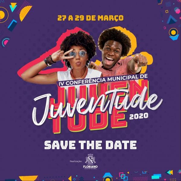 Prefeitura de Floriano realizará 4ª Conferência Municipal da Juventude