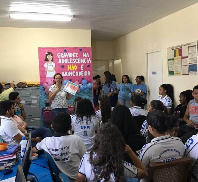 Secretaria de Saúde promove mês de Prevenção da Gravidez na Adolescência