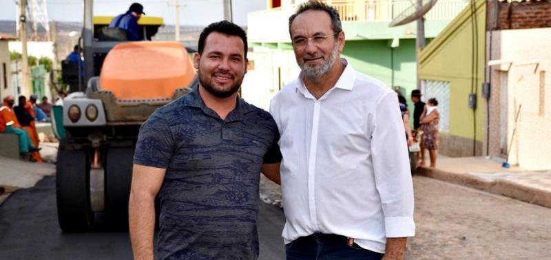 Jorismar Rocha lançará pré-candidatura à reeleição em Alagoinha do PI