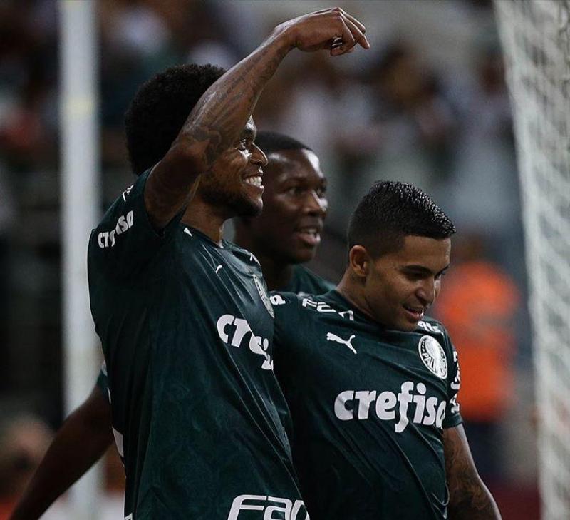 Palmeiras vence Guaraní-PAR e se isola na liderança do Grupo B