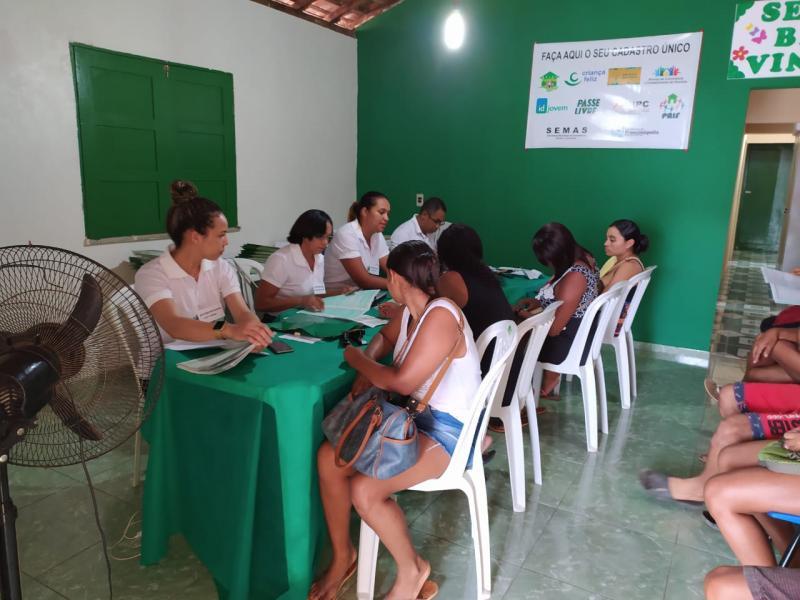 Francinópolis |Beneficiários de programas sociais devem atualizar cadastros