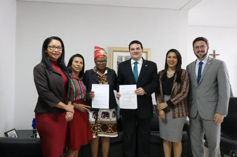 Luta contra o racismo é tema de reunião na OAB Piauí