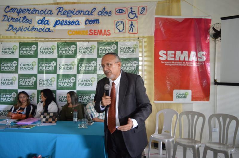 Campo Maior tem conferência sobre acessibilidade