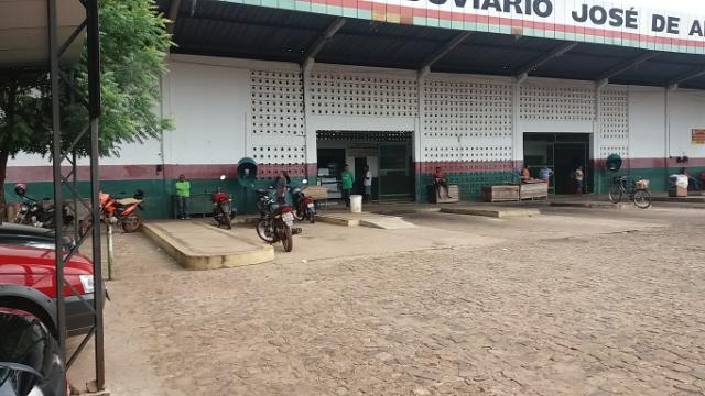 Terminal Rodoviário de José de Freitas