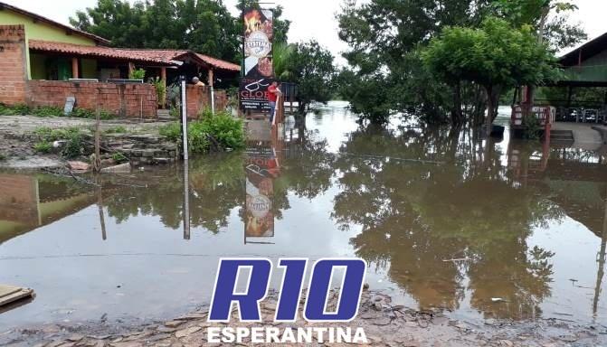 Enchente 2020: Confira as imagens da cheia do rio invadindo a cidade