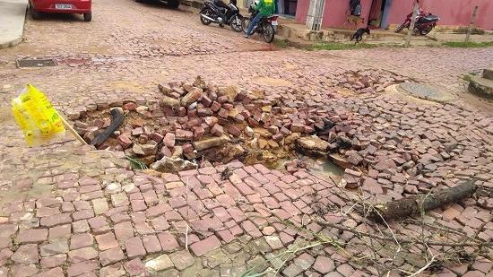 Prefeitura de Cristino Castro solicita providências urgentes da Agespisa