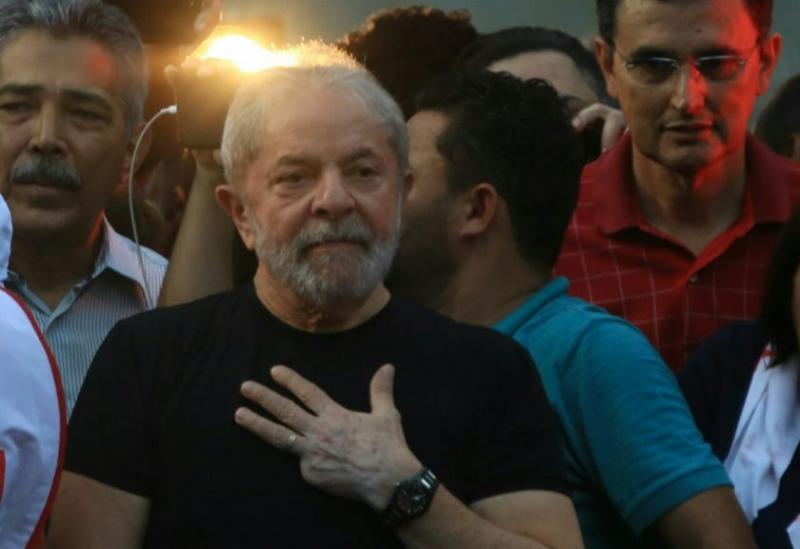 """Lula chama Moro de """"messiânico"""" e """"analfabeto político"""""""