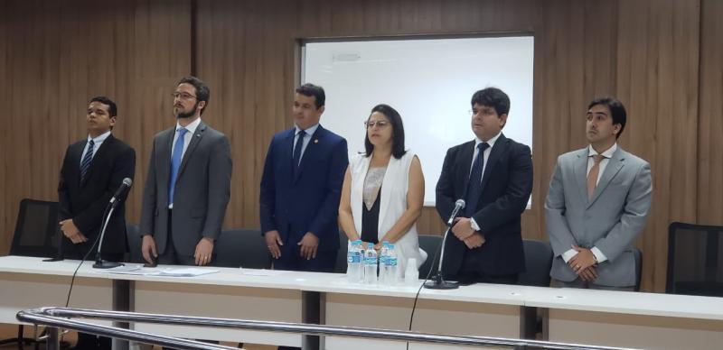 Caravana de Direito Eleitoral da OAB Piauí chega à Subseção de Bom Jesus