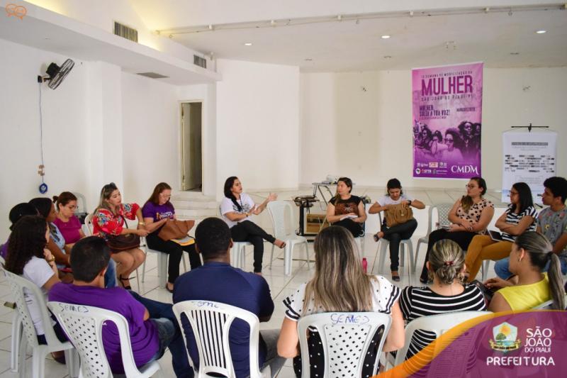 São João do Piauí recebe sessões do documentário Silêncio dos Homens