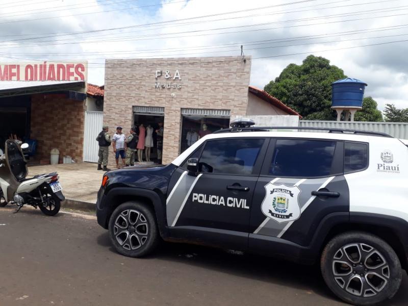 Policia intensifica blitz em São João da Serra