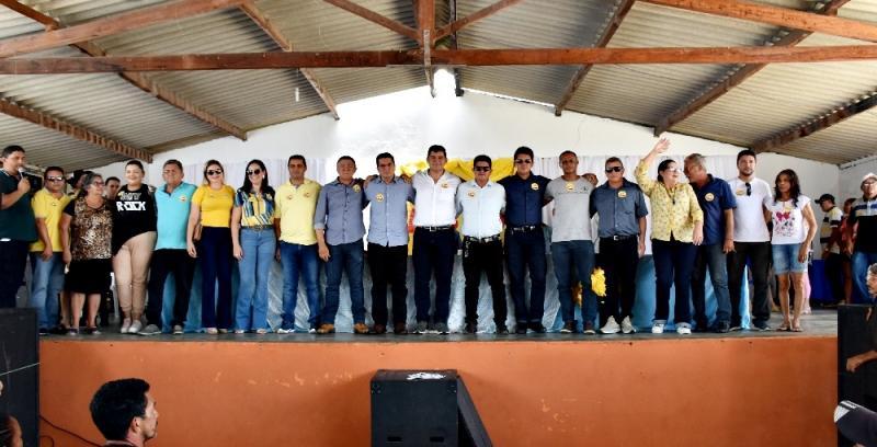 PSB de São Julião realiza encontro e se fortalece com novas filiações