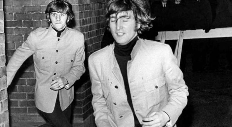 Ringo Starr e Johnn Lennon, oitentões em 2020 - Divulgação