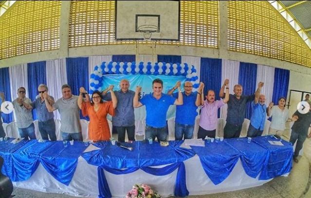 Warton Lacerda participa de evento de filiação do PP em Altos