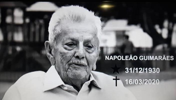 """... Napoleão Guimarães, o progresso é tão bonito, és a cara de Timon e a força do município, na memória do teu povo o teu nome tá escrito"""""""