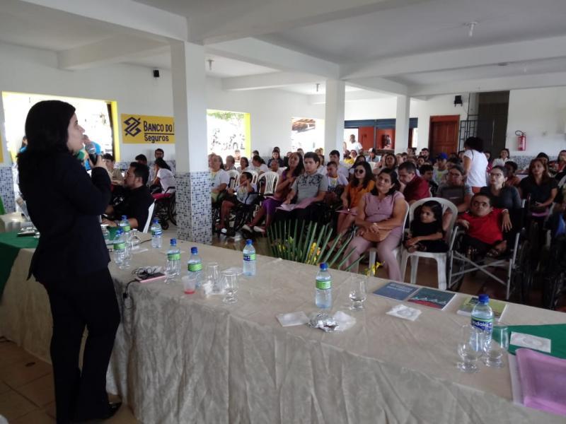 OAB PI participa de Conferência sobre acessibilidade em Paulistana