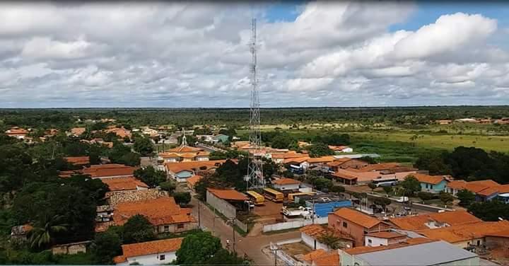 Vista parcial da cidade de Cabeceiras do Piauí. (Foto: Antônio Carlos Lima).