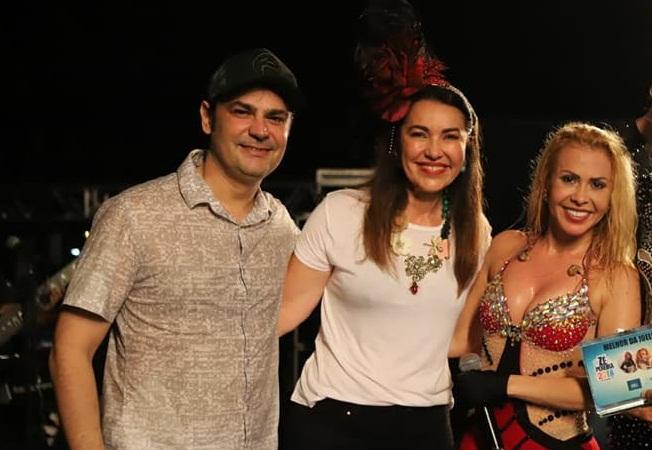 Vice-Governadora Margarete Coelho faz elogios sobre Zé Pereira de José de Freitas