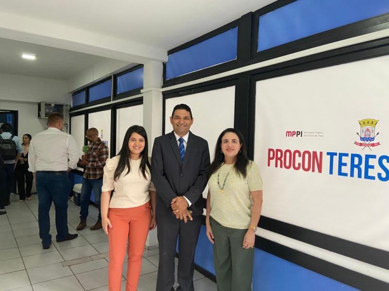 OAB Piauí prestigia um ano do Procon Teresina