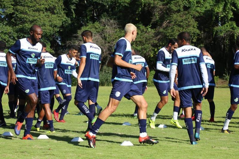 Altos encara Atlético-GO pela Copa do Brasil nesta quarta
