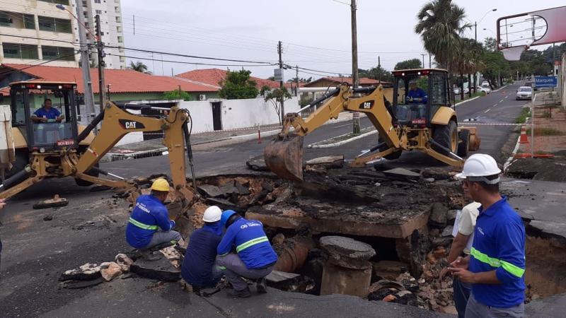 Foto: Divulgação/Águas de Teresina