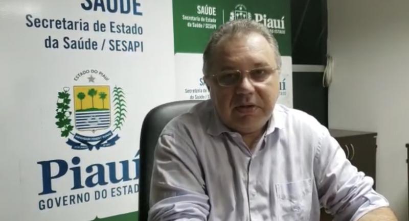 Secretaria de Saúde confirma três casos de Covid-19 no Piauí
