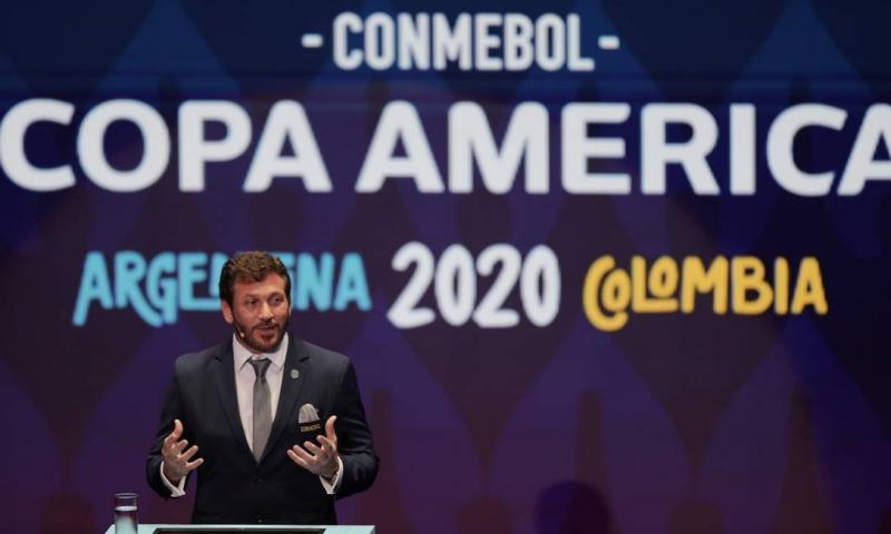 Conmebol pede à Fifa que as eliminatórias comecem em setembro