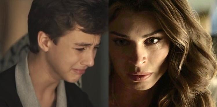 Lívia mostra verdadeira face e parte o coração de Tomaz em 'O Outro Lado do Paraíso'