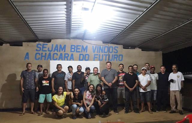Reunião define pré-candidatos da situação em Barra D'Alcântara