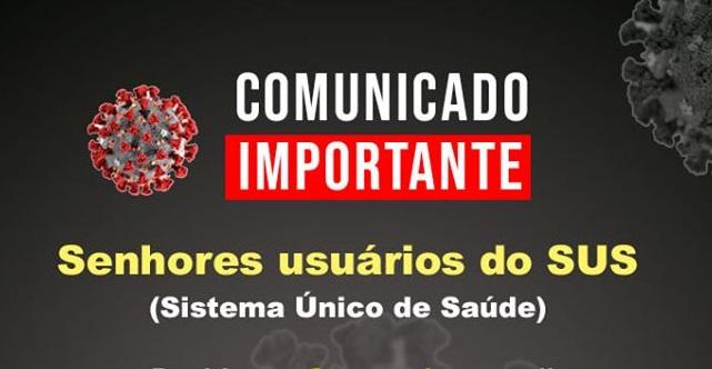 Joaquim Pires | Prefeitura estabelece medidas preventivas contra o Covid-19