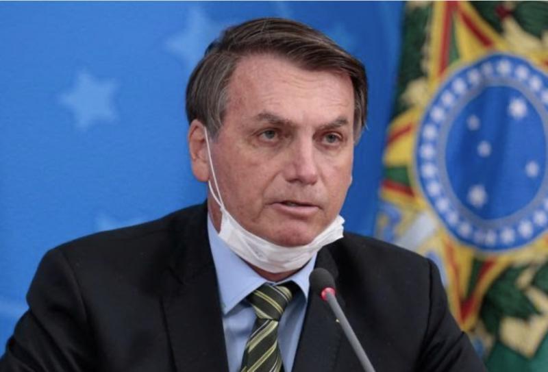 Bolsonaro diz que já pode ter sido infectado pelo coronavírus